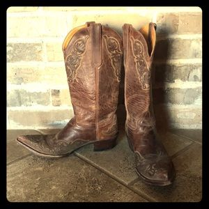 9.5 old gringo boots